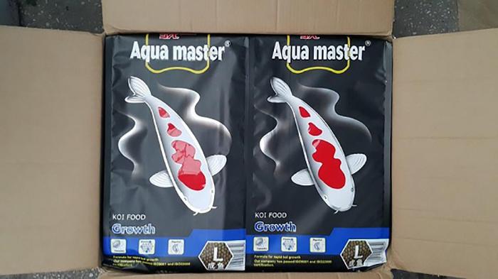 thuc an ca koi aquamaster